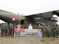 Panglima TNI Siapkan Hercules Bantu Masyarakat Papua Rayakan Natal