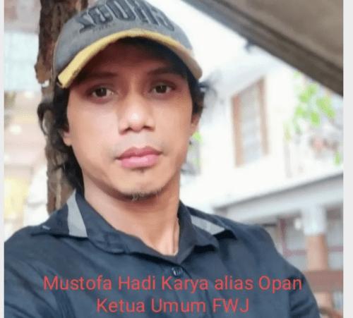 Ketua Umum Forum Wartawan Jakarta Kecam Pembakaran Rumah Wartawati Kampar