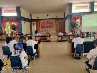 Bupati Pimpin Rapat Evakuasi Penanganan Covid-19 Tahun 2020 Serta Rencana Penanganan Tahun 2021