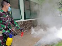 Alat Fogging Fortabel Inovasi Prajurit 312/KH, Solusi Atasi Demam Berdarah Dengue