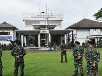 Apel Khusus Komandan STTAL Di Awal 2021