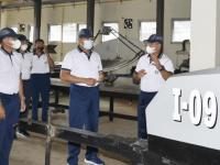 Kasal Kunjungi Kampus Prajurit Teknokrat STTAL