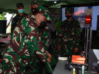 Yonarhanud 14/PWY Ciptakan Signal Komando Alarm Steeling