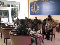 Kapolresta Pontianak Kota Kunker dan  Silaturahmi ke Jajaran Forkopimda