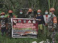 Antisipasi Karhutla, Koramil Jungkat Intensifkan Patroli dan Sosialisasi