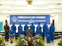 Istri Calon Wisudawan STTAL Menerima Pembekalan Ketua Cabang BS Jalasenastri STTAL