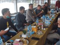 AKBP Fauzan Sukmawansyah Jalin Kemitraan pada Coffee Morning dengan Media Mempawah