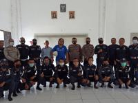 Satbinmas Polres Kubu Raya Lakukan Kegiatan Pembinaan Satpam di PT. Pundi Khatulistiwa