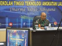 "Kuliah Umum ""Sistem Sertifikasi Insinyur Profesional Persatuan Insinyur Indonesia (PII)"" di Kampus STTAL"