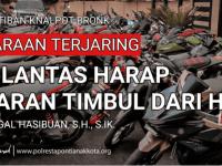 Polresta Pontianak Kota Kembali Menggelar Penggunaan Knalpot Racing