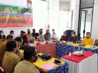 Danramil Toho Hadiri Musrenbang Tingkat Kecamatan