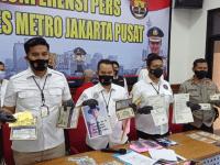 Polisi Tangkap Pelaku Penipuan Seorang Pengangguran