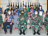 Pangdam XII/TPR Apresiasi Tim Tembak Tanjungpura Army Shooting Club