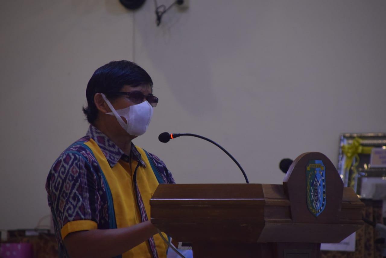 Akui Keberhasilan Jarot-Askiman, Andreas Calon Ajak Dukung Pemerintahan Jarot-Sudiyanto