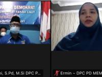 DPC Demokrat Kabupaten Mempawah Tetap Solid dan Setia Kepada AHY