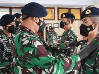 Komandan STTAL Pimpin Sertijab Wakil Komandan STTAL