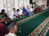 Peringati Isra Mi'raj Nabi Besar Muhammad SAW, di Masjid Baitul Ma'mur Sengkong Sungai Nipah