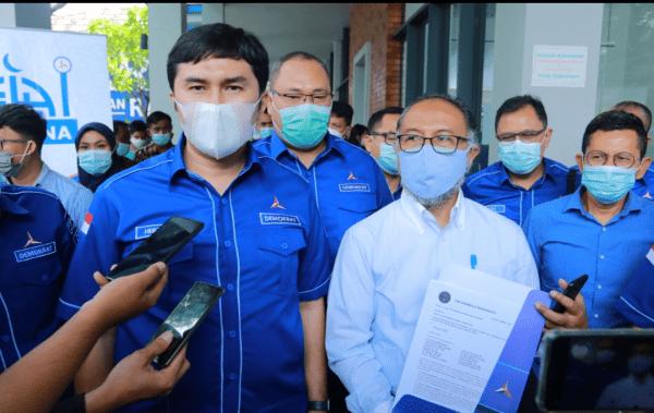 Melalui Tim Pembela Demokrasi, Partai Demokrat Gugat Penggerak KLB Ilegal ke Pengadilan Negeri Jakarta Pusat
