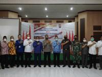 Polresta Pontianak Kota mendeklarasikan kegiatan pencanangan Zona Integritas Wilayah Bebas dari Korupsi