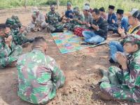 Setengah Perjalanan TMMD 110 Lebak, Mampu Tuntaskan Jalan Tembus Dua Desa