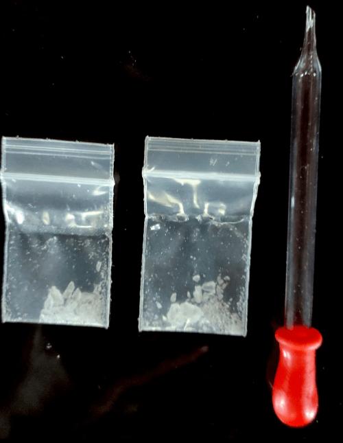 Seorang Pemuda di Amankan Terkait Kepemilikan Narkotika Jenis Sabu