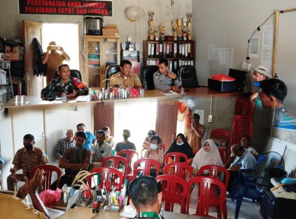 Pemdes Ampera Raya Gelar Rakor Sukseskan Program Desa