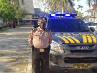 Kapolsek Pontianak Timur Akp Prayitno : Jama,at Dihimbau tidak Memakai Perhiasan Berlebihan