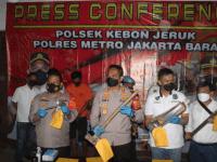 Polisi Berhasil Meringkus 2 Pelaku Pencurian Furniture Rumah Mewah di Kedoya Kebon Jeruk, Jakbar