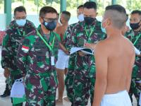 Pimpin Sidang Pantukhir Cata PK, Pangdam XII/Tpr : Laksanakan Dengan Obyektif, Transparan dan Akuntabel