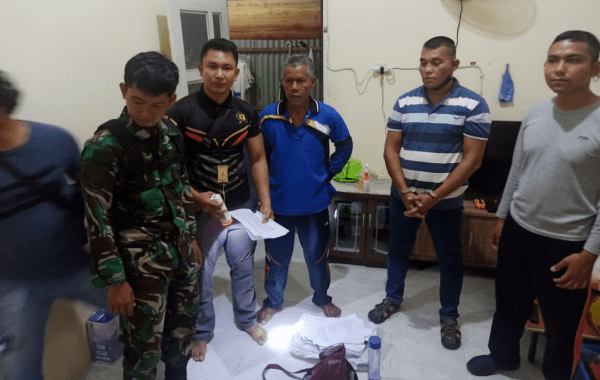 Seorang Pelaku Penipuan Berhasil Diamankan Satreskrim Polres Kubu Raya