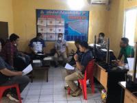Kanit Reskrim Polsek Pontianak Timur Ipda Widiharso Tingkatkan Kring Rerse jelang Romadhon
