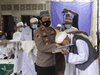Salman Bin Sadikin Selama 10 Jam Berhasil Menghafal Qur'an 30 Juz