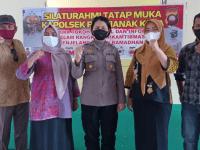 Jelang Bulan Ramadhan 2021, Polsek Pontianak Kota Jalin Silahturahmi