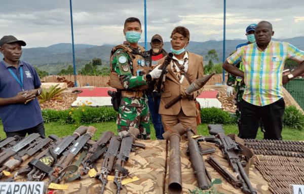 Prajurit Tanjungpura yang Tergabung Dalam Satgas Indo RDB TNI Konga XXXIX-C MONUSCO Berhasil Turunkan Milisi Bersenjata Terbesar di Kongo