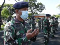 Duka mendalam, Doa dan Shalat Gaib Prajurit STTAL untuk ABK KRI Nanggala-402