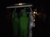 Pasien Covid 19, Asal Sintang Meninggal di Rumkit RSUD Melawi di Makamkan di Malam Hari