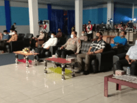Aster Kasdam XII/Tpr Bersama Dandim Mempawah Apresiasi Festival Sahur-sahur Ke XVlll