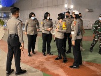 Polres Kubu Raya Tempatkan Personil Polwannya Di Mall GAIA Bumi Raya City