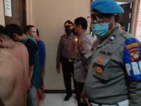 Hadapi Pengunjung Lebaran Ruang Tahanan Polsek Pontianak Timur Di Sterilkan