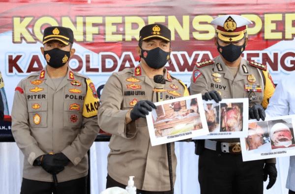 Ledakan Petasan Yang Tewaskan 4 Orang di Kebumen, Kini Kasusnya Ditangani Polda Jateng