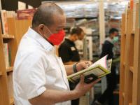 Manfaatkan Harbuknas 2021, Ketua DPD RI Ajak Masyarakat Tingkatkan Minat Baca