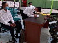Pendaftaran Secaba PK TNI AD 2021, Kodim 1013/Mtw Tegaskan Proses Perekrutan Gratis