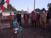 Doa Bersama dan Ritual Adat Pra TMMD ke-111 Kodim 1013/Mtw