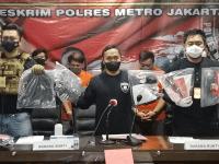 Tiga Orang Pelaku Pencurian Rumah Kosong di Ringkus Polisi