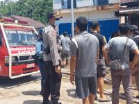 Kebakaran Dua Ruko di Desa Mekar Baru Kubu Raya, Berikut Penjelasan Kapolsek Sungai Raya
