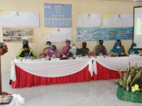 Babinsa Mempawah Hilir Kawal Lomba Desa Tingkat Provinsi