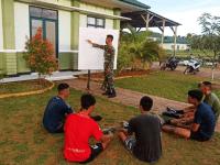 Siapkan Calon Prajurit TNI AD, Yonkav 12/BC Bina Fisik Warga Binaan