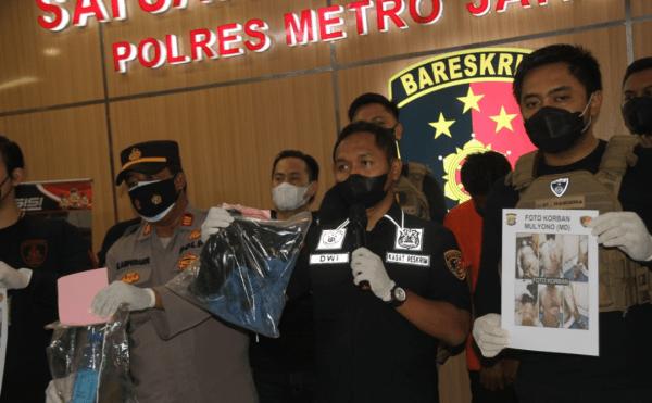 Dua Bulan Lakukan Pelarian, Polisi Berhasil Meringkus Seorang Pria Yang Tega Membakar Tetangganya
