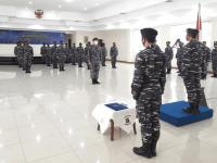 Dirbin Diploma STTAL Tutup Matrikulasi Mahasiswa D3 STTAL Angkatan XVII /2021