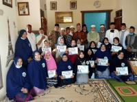 LMTM Kayong Utara Adakan Pelatihan Cara Cepat Membaca Al-Qur'an